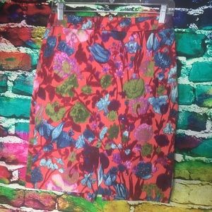 NWOT J Crew The Pencil Skirt Size 2